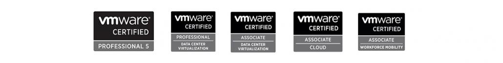 Vmware certificados